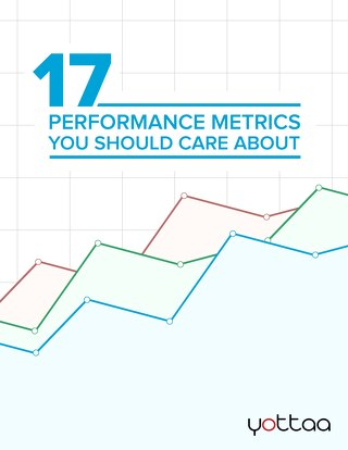 17 Performance Metrics You Should Care About