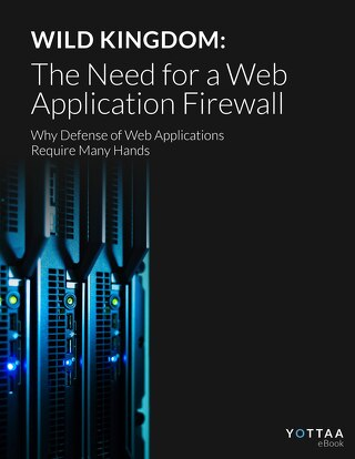 Wild Kingdom: The Need for a Web Application Firewall