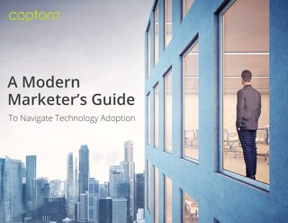 Modern Marketers Guide To Navigate Technology Adoption