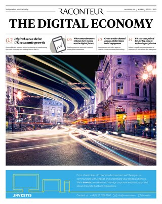 The Digital Economy Report