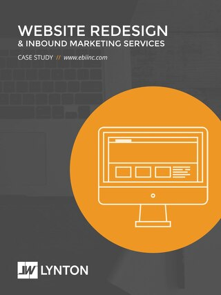 EBI Inbound Marketing Case Study