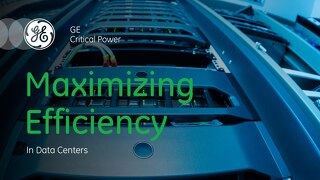 Maximizing Efficiency in Data Centers
