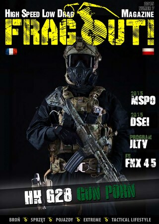 Frag Out! Magazine #07 PL