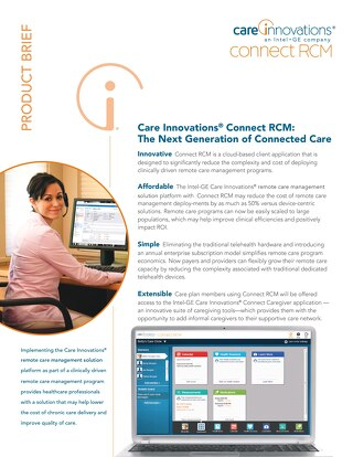Care Innovations Connect RCM
