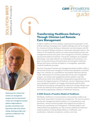 RCM Solution Brief for Healthcare Providers