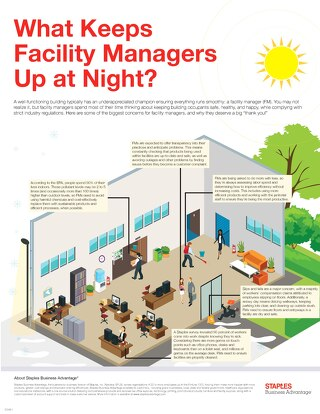 What Keeps Facility Managers Up at Night