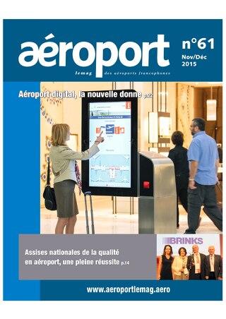 aéroport le mag#61 - Big data