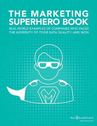 The Marketing Superhero Book