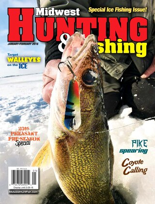 Midwest Hunting & Fishing - Special Ice Fishing Issue!