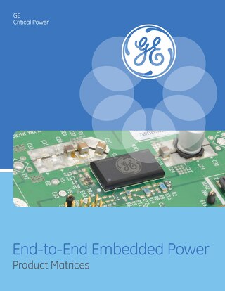 End-to-End Embedded Power Product Matrices