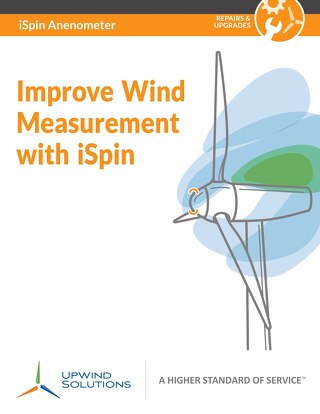 iSpin Anenometer Wind Measurement