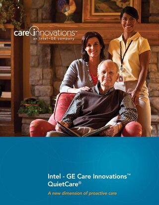 Intel-GE Care Innovations QuietCare