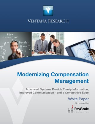 Modernizing Compensation Management Whitepaper by Ventana Research