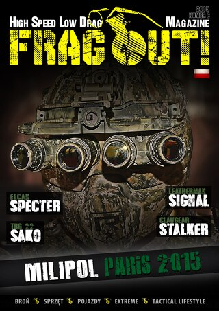 Frag Out! Magazine #08 PL