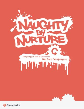 Naughty by Nurture eBook