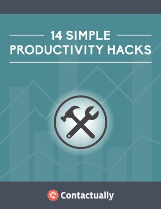 Contactually Productivity Hacks eBook