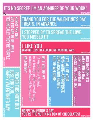 Valentines Print-n-Post