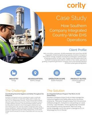 Southern Company Case Study
