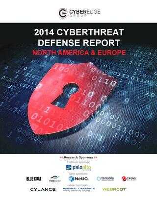 CyberEdge: Cyberthreat Defense White Paper