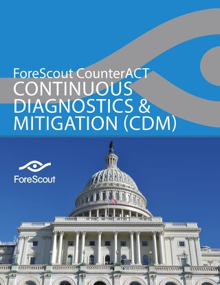 ForeScout CounterACT CDM White Paper