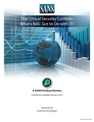 SANS: Critical Security Controls White Paper
