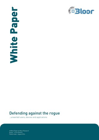 Bloor Research: Defending against the Rogue White Paper