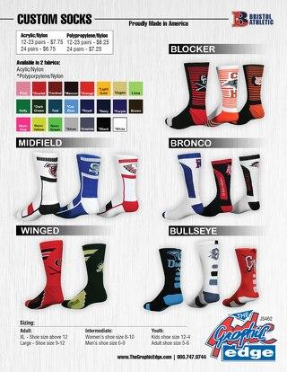 Bristol Logo Socks - RH781