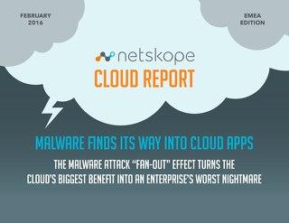 February 2016 - EMEA Cloud Report