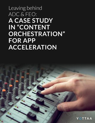A Case Study in Content Orchestration