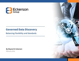 Eckerson Group: Governed Data Discovery