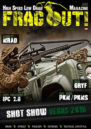 Frag Out! Magazine #09 PL
