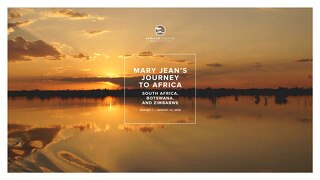 Mary Jean Tully Journey to Africa