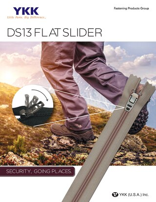 DS13 Flat Slider
