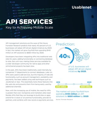 API Services | White Paper