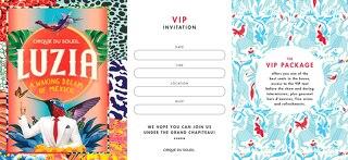 Invitation VIP LUZIA