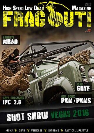 Frag Out! Magazine #09