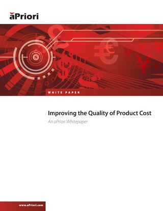 Improving the Quality of Product Cost
