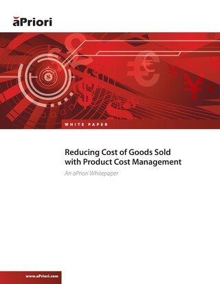 Reducing Cost of Goods Sold (COGS) with Product Cost Management