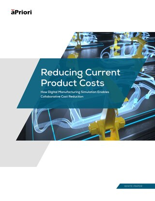 Reducing Current Product Costs: Challenges and Opportunities