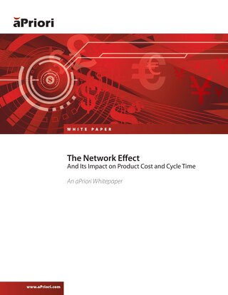 The Network Effect and Its Impact on Product Cost and Cycle Time