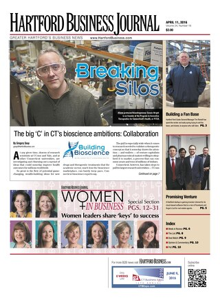 Women in Business — April 11, 2016
