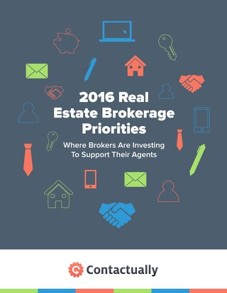2016 Real Estate Brokerage Priorities