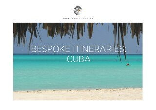 Bespoke Experiences - Cuba (Sample Itinerary)