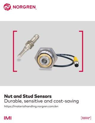 Nut Sensor Stud Catalog