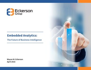 Embedded Analytics - The Future of Business Intelligence