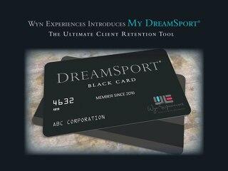 DreamSport - Wyn Experiences