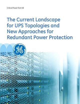 The Current Landscape for UPS Topologies and New Approaches for Redundant Power Protection
