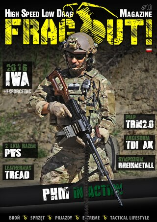 Frag Out! Magazine #10 PL
