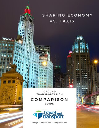 The Sharing Economy vs. Taxis - 2016 Ground Transportation Comparison Guide