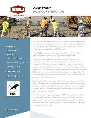 Pace Construction